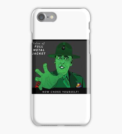 Tales of Full Metal Jacket iPhone Case/Skin