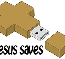 Jesus saves by masterchef-fr
