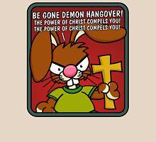 Angry Bunny Demon Hangover Unisex T-Shirt