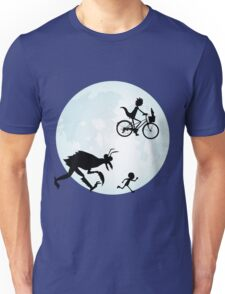 E.T. Rick and Morty Unisex T-Shirt