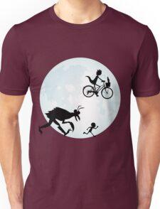 E.T. Rick and Morty Unisex T-Shirt
