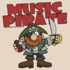 Music Pirate by Wislander