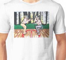 Wolf vs Wolf Unisex T-Shirt