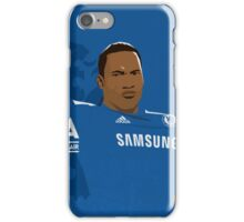 Drogba Chelsea Picture iPhone Case/Skin