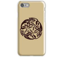 THREE LEONS iPhone Case/Skin