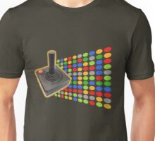 vintage color joystick Unisex T-Shirt