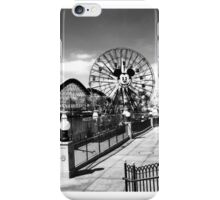 California Adventure Overview iPhone Case/Skin