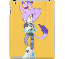 patches iPad Case/Skin