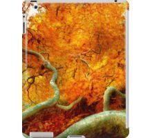 Autumn - Tree - Serpentine iPad Case/Skin