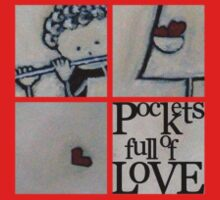 pockets full of Love 2 T-Shirt Baby Tee