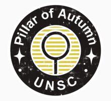 UNSC Pillar of Autumn Emblem Kids Clothes