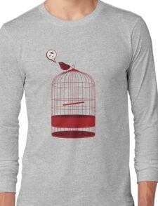 singing bird Long Sleeve T-Shirt
