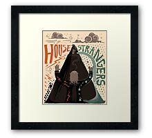 House of Strangers Framed Print