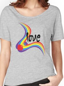 Love Women's Relaxed Fit T-Shirt