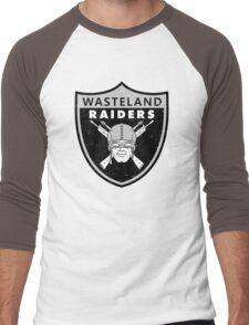 Wasteland Raiders Men's Baseball ¾ T-Shirt