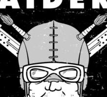 Wasteland Raiders Sticker