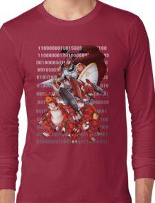 Guilmon Evolution Long Sleeve T-Shirt