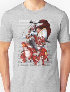 Guilmon Evolution Unisex T-Shirt