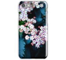 Tiny blossoms iPhone Case/Skin