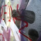 Graffiti Close Up III by debsdesigns