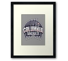 Columbia Songbirds Framed Print