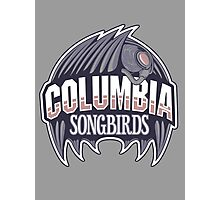 Columbia Songbirds Photographic Print