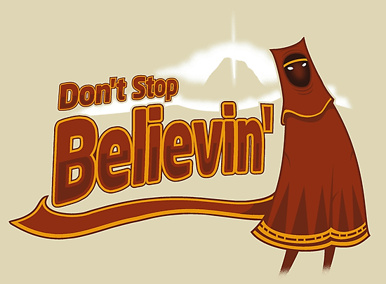 Don't Stop Believin' by Adho1982