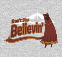 Don't Stop Believin' Kids Clothes