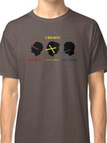 See/Hear/Speak No Lies Classic T-Shirt