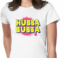 Hubba Bubba  Womens Fitted T-Shirt