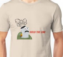 HOLD THE LINE.2 Unisex T-Shirt