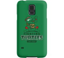 Fighting Turtles Samsung Galaxy Case/Skin
