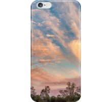 Gum Tree Moment, Angledool NSW iPhone Case/Skin