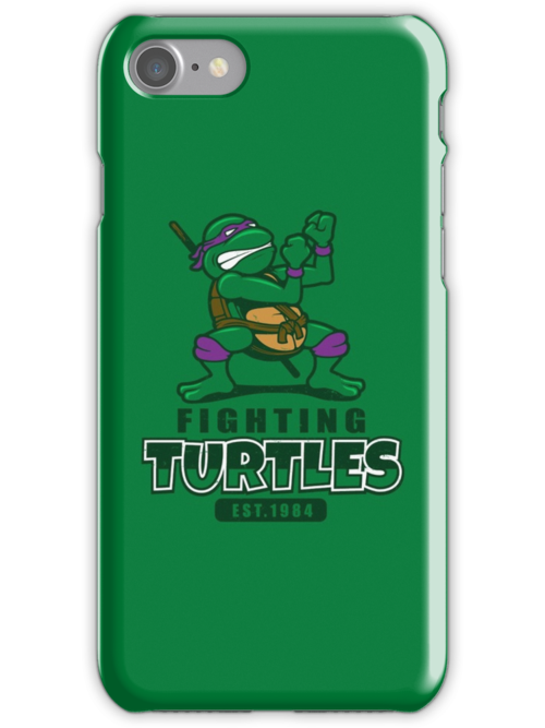 Fighting Turtles - Donatello by Adho1982