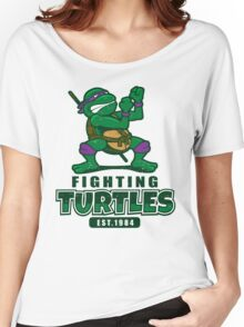 Fighting Turtles - Donatello Women's Relaxed Fit T-Shirt