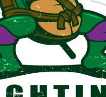 Fighting Turtles - Donatello Sticker