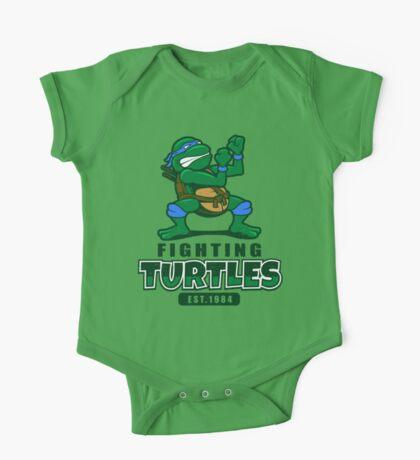 Fighting Turtles - Leonardo Kids Clothes