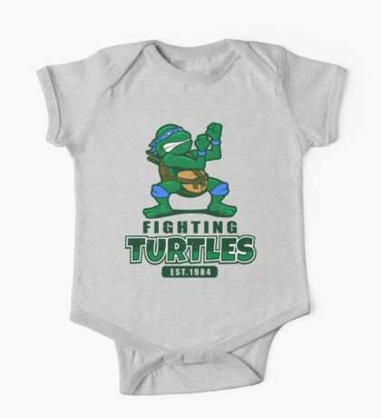 Fighting Turtles - Leonardo Kids Clothes