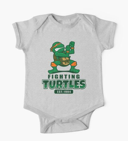 Fighting Turtles - Michelangelo One Piece - Short Sleeve
