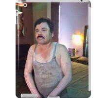 EL CHAPO | ARRESTED  iPad Case/Skin