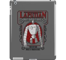 A Miracle of Modern Science! iPad Case/Skin