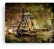 USS Constitution  Canvas Print