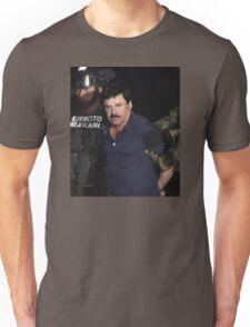 EL CHAPO   HANDCUFFED Unisex T-Shirt