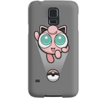 Jigglypuff Opened a Can of Whoop-Ass! It's Super Effective! Samsung Galaxy Case/Skin