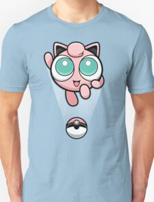Jigglypuff Opened a Can of Whoop-Ass! It's Super Effective! T-Shirt