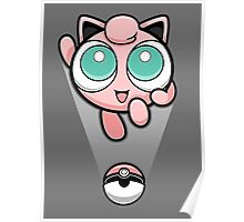 Jigglypuff Opened a Can of Whoop-Ass! It's Super Effective! Poster