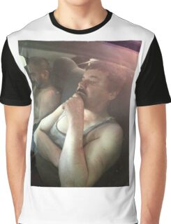 EL CHAPO | CAR Graphic T-Shirt