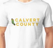Calvert County, Maryland Unisex T-Shirt