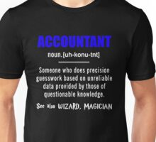 Accountant Shirt - Accountant Definition Shirt - Accountant Gifts Unisex T-Shirt