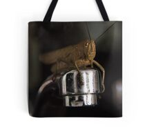 Good Morning Mr Cricket Tote Bag